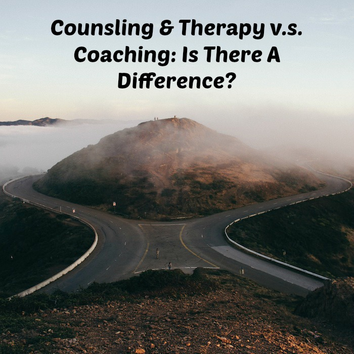 Counseling & Therapy V.S. Coaching: Is There A Difference?