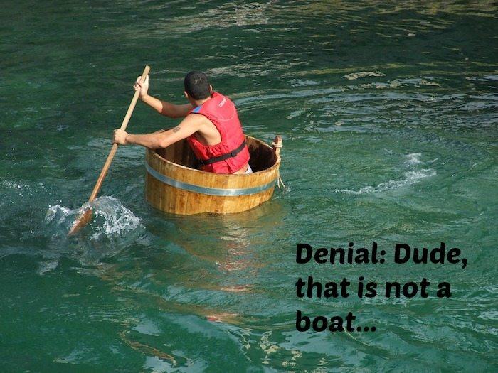 Codependency Series Part 1 of 5: Denial